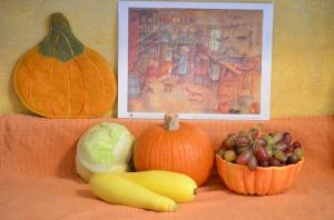 Harvest Fruits & Vegetables