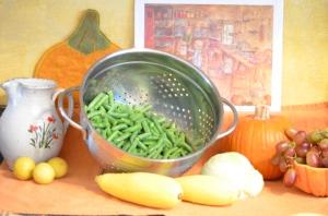 Beautiful Harvest Vegetables & Fruits