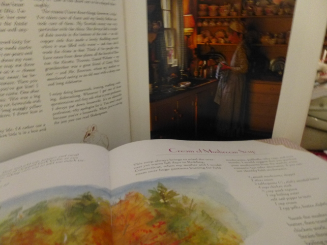 In Tasha Tudor's Kitchen, The Private world of Tasha Tudor.