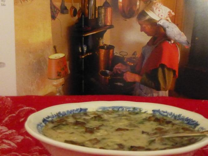 In The Kitchen with Tasha Tudor