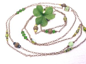 Wearing of the green Elegant Jewelry for St Patricks day An Irish sketchbook in Photographs recipes and folklore elegantlyhandmade.etsy.com