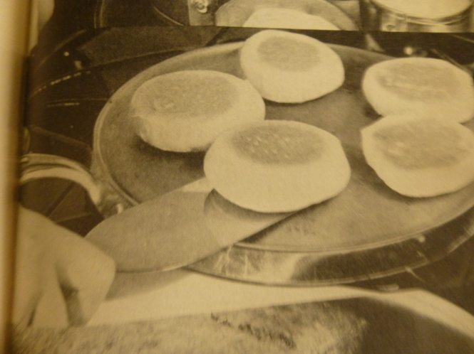 Crumpets / English Muffins You could make extra of these and freeze.