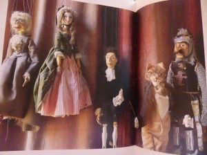 Tasha's Marionettes
