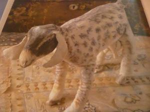 Tasha's Handmade goat