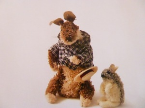 Tasha Tudor's Handmade toys