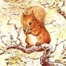 Beatrix Potter Birthday celebrations Squirrel Nutkin naturalist