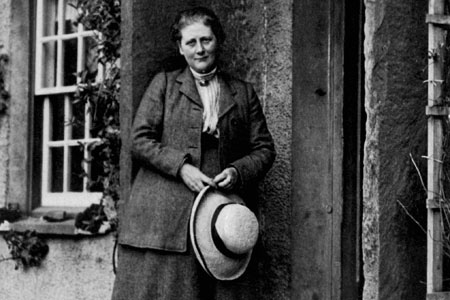 Beatrix Potter her life naturalist shepherdess author illustrator Her life