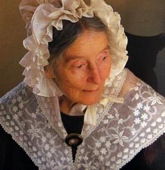 Tasha Tudor Lace