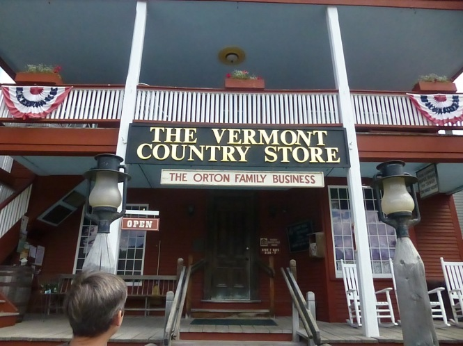 Vermont Country Store, Vermont