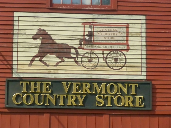 Vermont Country Store, Vermont sight Seeing