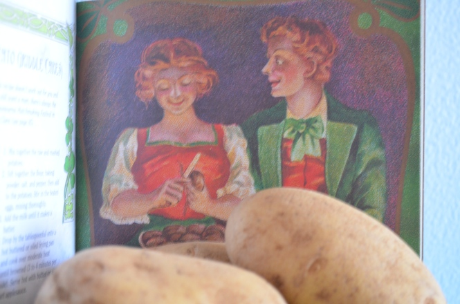 St Patricks day Irish potato recipes healthy potato Irish Cottage recipes Irish blessings
