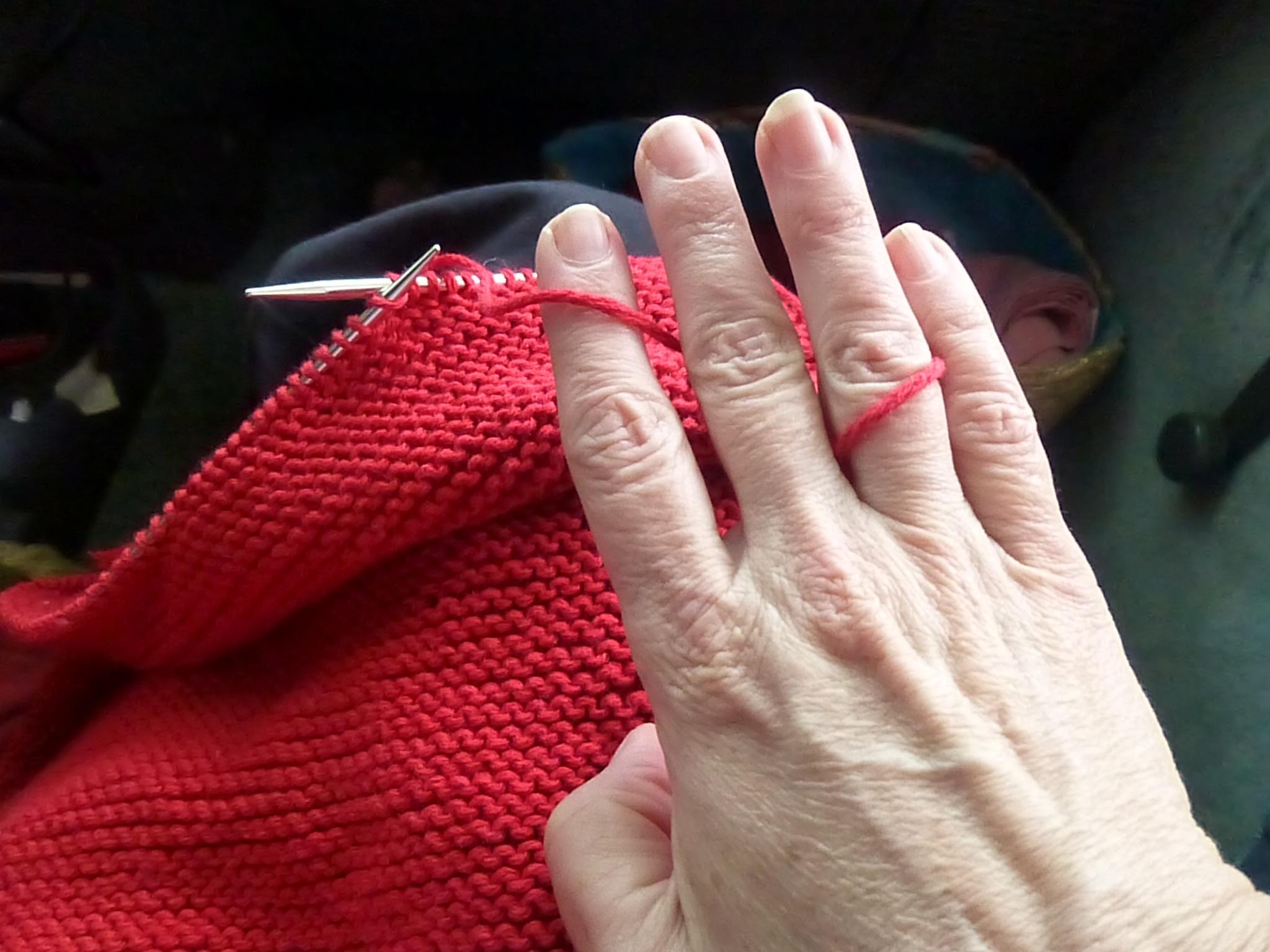 Irish Cottage Style Knitting with Tasha Tudor   Elegantly Handmade