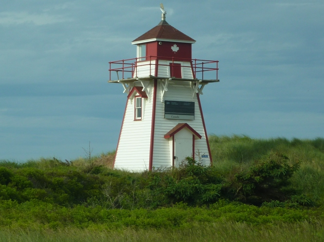 Light Houses of PEI Seashore of Prince Edward Island visitng touring PEI Anne of Green gables Avonlea