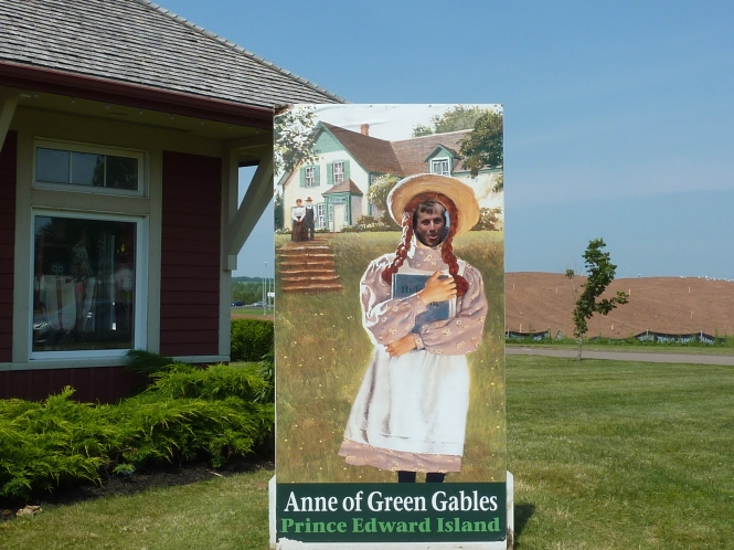 Dan of Green Gables ;-0