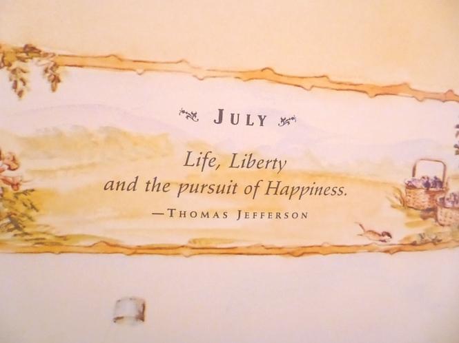 Tasha Tudor Independence Day Celebrations Fourth of July