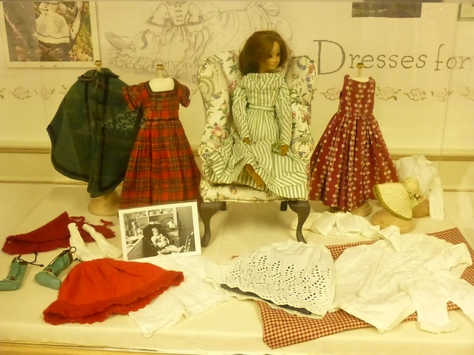 Tasha Tudor Day Birtheday celebration museum exhibit Unending Delight tashas world of dolls afternoon Tea with Tasha Tasah Cottage Style shawl