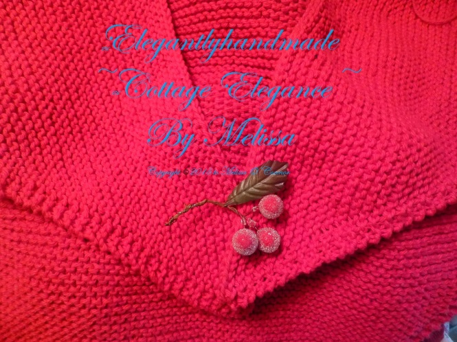 Cottage Elegance by Melissa Kindred spirit take joy take peace hand knit Tasha Tudor style hadnknit pdf pattern prairie shawl pattern farmhouses shawl pattern ターシャ·テューダースタイルハンドニットショールパターン Tāsha· te~yūdāsutairuhandonittoshōrupatān