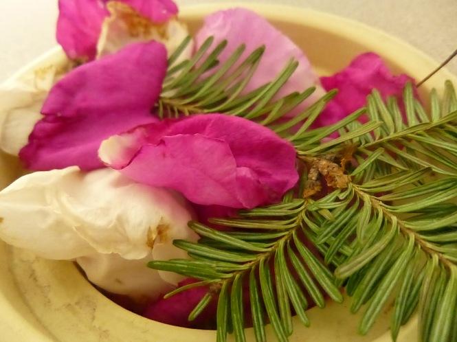 Cottage elegance petal potpourri Tasha Tudor Mary Mason Campbell THe New England BUttry shelf cookbook  Cottage garden cottage elegance