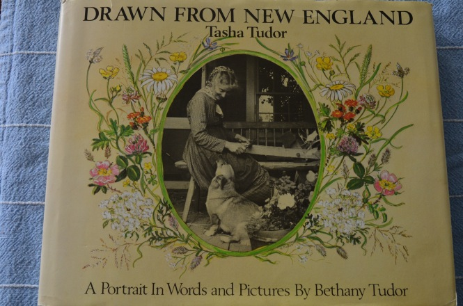 Drawn From New England By BEthan Tudor BEthany Tudor Birthday Tasha Tudor 100th Birthday Celebrations Remembrances Tasha Tudor Tuesday Tea TIme books