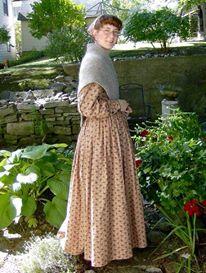 Tasha Tudor style Handknit Cottage Elegance Kindred spirit shawl Hand knit by melissa AFTCR.com/elegantlyhandmade