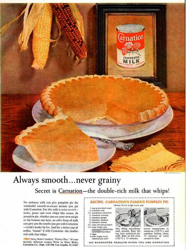 Vintage thanksgiving Pumpkin pie recipes soeleganltyvintage etsy com Family traditions family and friends gather An old fashioned Thanksgiving