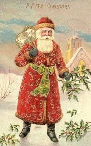 Victorian Christmas Yes Virginia there is a santa Clause letter movie Virginia Ohanlon Christmas Hygee