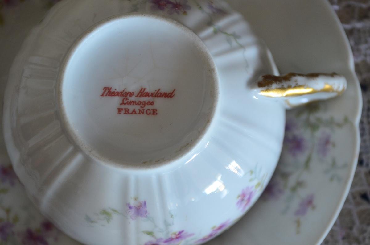 Tea cup Tuesday fine china