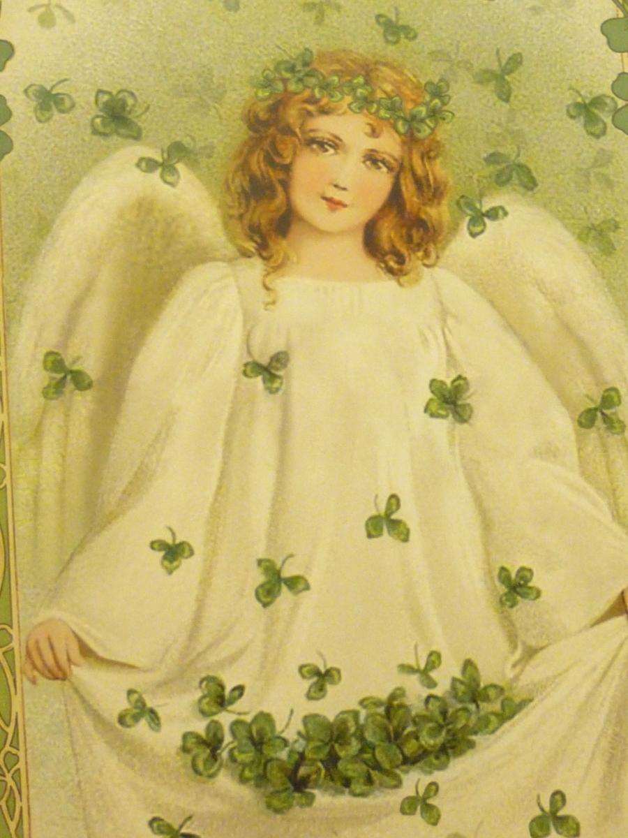 Irish Blessings May You Be Blessed St Patricks Day Celebrations recipes elegantlyhandmade.etsy.com St Patricks Day Decor